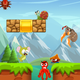 super jerry jungle world - adventure games
