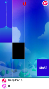 Screenshots - Super Jojo Girl Song - Piano Tiles