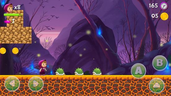 Screenshots - Super jungle world adventures