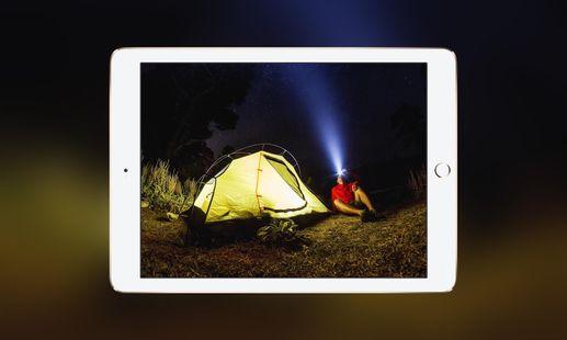 Screenshots - Super LED Flashlight (Torch Light)