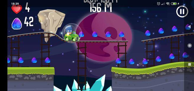 Screenshots - Super Masks Hero Racing