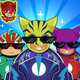 Super Masks Hero Racing