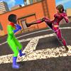 Superhero Girl: Amazing Women Wrestling & Fighting