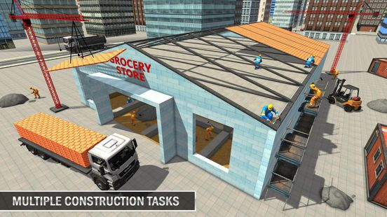 Screenshots - Supermarket Grocery Store Building Game
