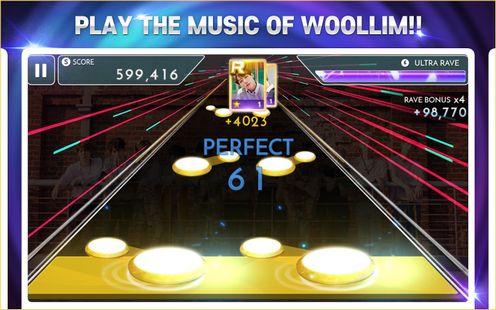 Screenshots - SuperStar WOOLLIM