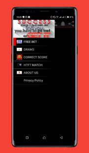 Screenshots - Sure Bets
