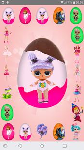 Screenshots - Surprise Eggs Girls