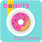 Sweet Cute Donuts Wallpapers