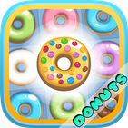 Sweet Donuts Crush Match 3