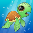 Swimmy Turtle
