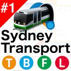 Sydney Transport: Offline NSW departures and plans