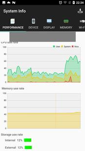 Screenshots - System Information