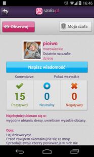 Screenshots - Szafa.pl