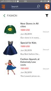 Screenshots - Taahaa-The Free Classifieds App