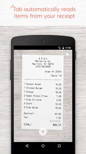 Screenshots - Tab - The simple bill splitter