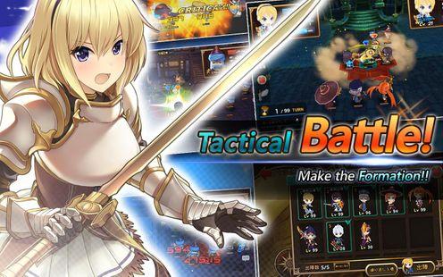 Screenshots - TacticsLand(SRPG)