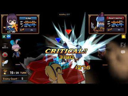 Video Image - TacticsLand(SRPG)