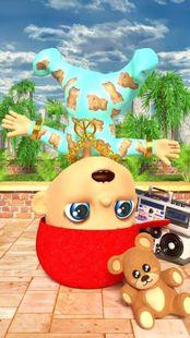 Screenshots - Talking baby boy. Talking game 3D for kids.
