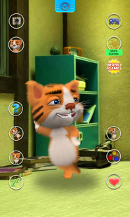 Screenshots - Talking Cat