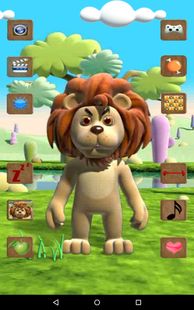 Screenshots - Talking Lion
