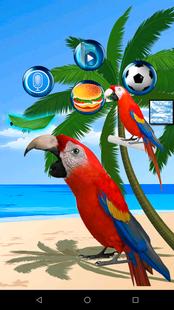 Screenshots - Talking Parrot 2