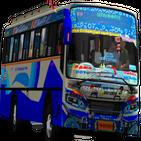 Tamil Bus Mod Livery | Indonesia Bus Simulator