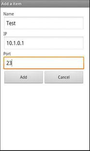 Screenshots - TCP Client