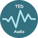 TED audio