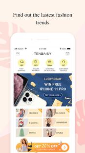 Screenshots - Tendaisy - fanshion&beautiful