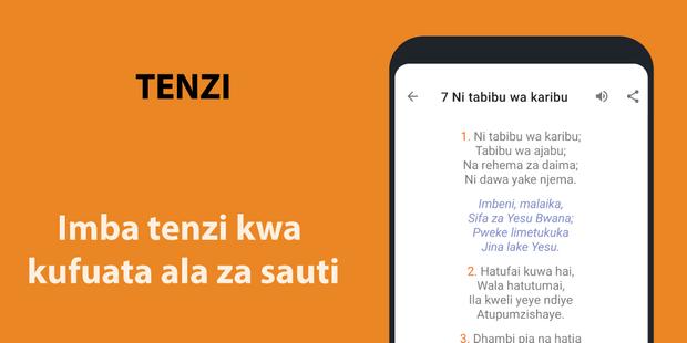 Screenshots - Tenzi za Rohoni: Mpya tenzi 161