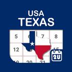 Texas Calendar - Holiday & Note (Calendar 2020)