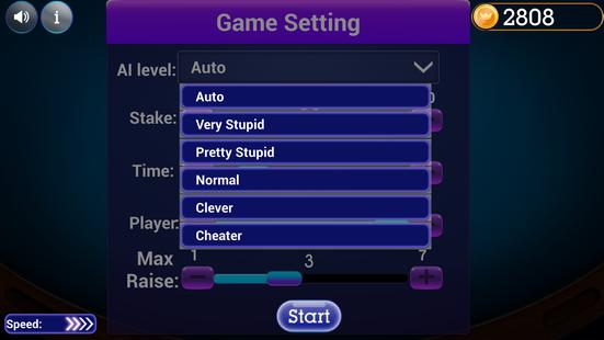Screenshots - Texas Holdem Poker - Offline