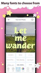 Screenshots - Text on Photo - Photos Text Editor & Text Quotes