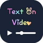 Text On Video (Add Text To Video, Write On Video)