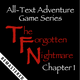 TFN - Text Adventure Game