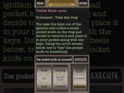 Video Image - TFN - Text Adventure Game