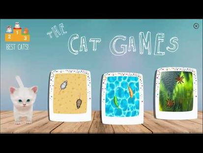 Video Image - The Cat Games