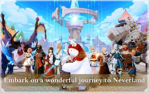 Screenshots - The Legend of Neverland