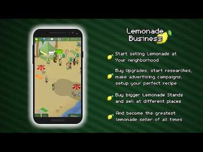 Video Image - The Lemonade Business