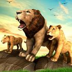 The Lion Simulator - Animal Family Simulator Game
