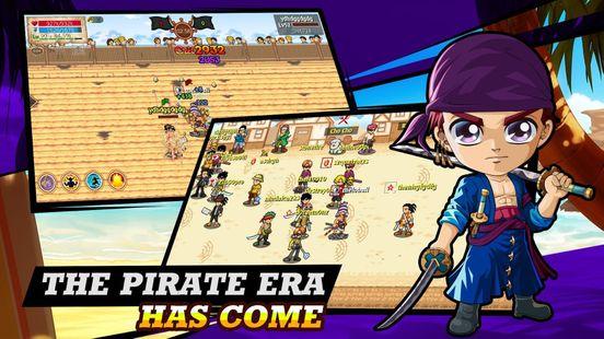 Screenshots - The Pirate War - Battle for the Seven Seas
