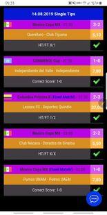 Screenshots - The VIP Betting Tips