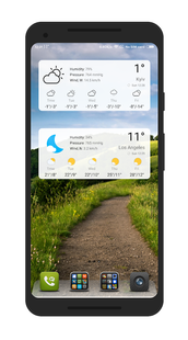 Screenshots - The Weather App Free