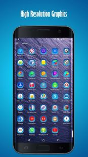 Screenshots - Theme for Alcatel Pixi 4 / 4G Volte