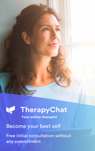 Screenshots - TherapyChat - Online therapy & counselling