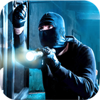 Thief robbery simulator: Bank & house robbery game