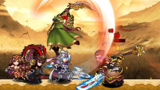 Screenshots - Three Kingdoms War: Hero Defense