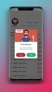 Screenshots - TikFame - BoostTok: TikTok Followers