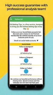 Screenshots - Tiki Betting Tips