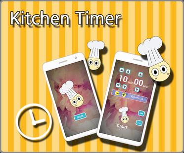 Screenshots - Timer (Kitchen Timer)